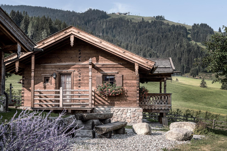 PURADIES Hotel & Chalets | Privat SPA Chalet Plus 75 m²