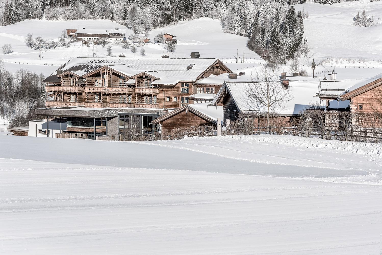 PURADIES Hotel & Chalets | Ski In / Ski Out