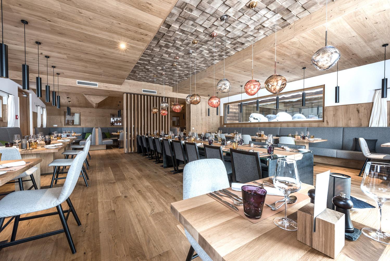 PURADIES Hotel & Chalets | Restaurant Salettl