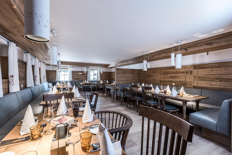PURADIES Hotel & Chalets | Restaurant Birnhorn